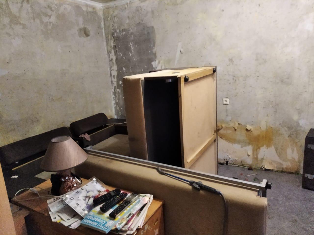 Уничтожение клопов в квартире ул. Новоселов 22А