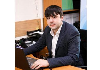 сотрудник СЭС Виталий